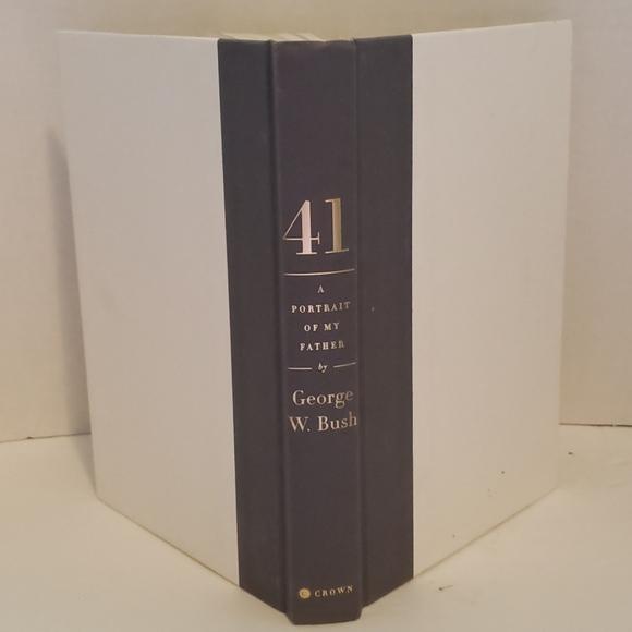 41 by George W Bush